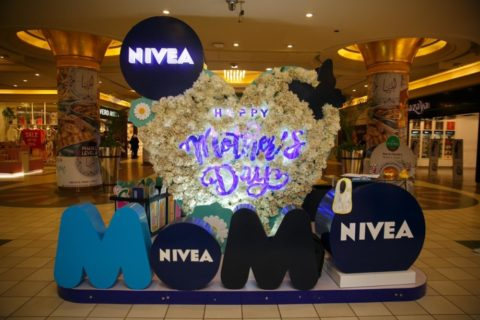 Nivea - Mother's Day Activation